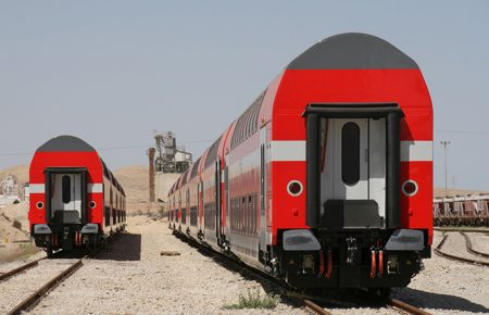 Bombardier to Provide 54 Additional TWINDEXX Vario Double-Deck Coaches to Israel Railways