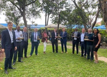 Bolloré Transport & Logistics Named Best Regional Cargo Logistics Provider At The East Africa Maritime Awards