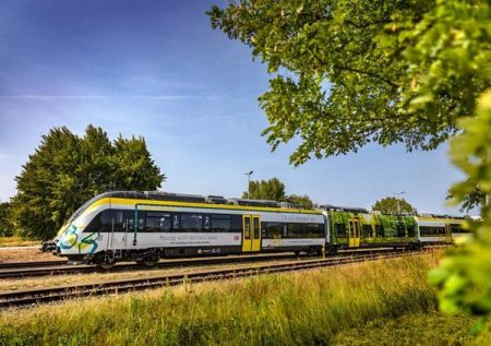 Bombardier Transportation Presents a New Battery-Operated Train