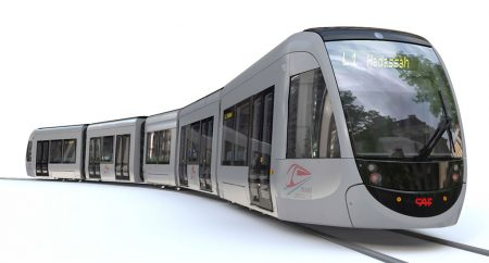 International - Jerusalem Tram Project