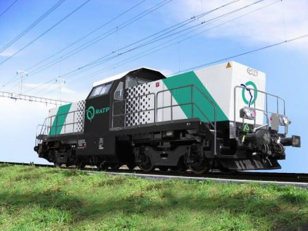 CAF To Manufacture Maintenance Locomotives For RATP