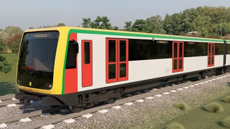 Mitsubishi Corporation Selects CAF To Supply Trains For The Myanma Railway Project