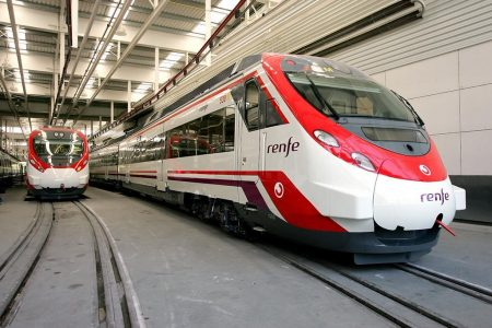 Maintenance Contracts Won By CAF For Renfe, Metro Bilbao And Saudi Arabia Railways