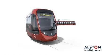 Alstom To Deliver 66 Additional Citadis Trams To Casablanca In Morocco