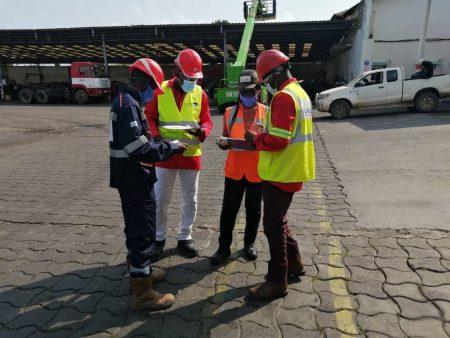 Bolloré Transport & Logistics Congo Obtains Triple Quality - Safety - Environment Certification