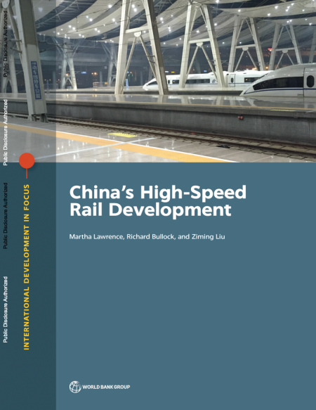 World Bank Report - China's High-Speed Rail Development