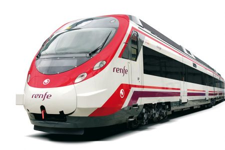 Europe Selects The Consortium Led By CAF For The Development Of A Hydrogen Train Prototype