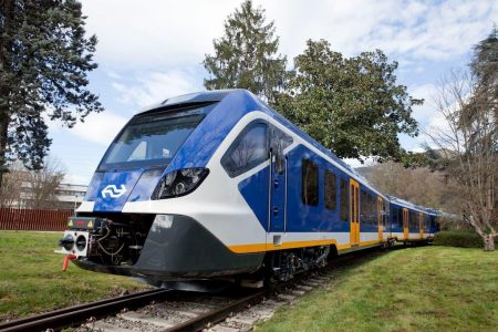 First Automated Driving Tests Successfully Completed By CAF Signalling On NS Units In The Netherlands