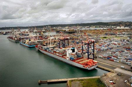 Port of Durban Decongestion Efforts Bearing Fruit
