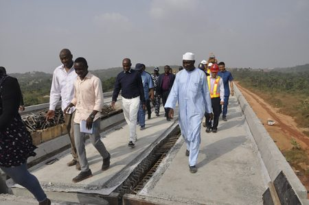 Lagos-Ibadan Railway: There must be train on the track by February 2019