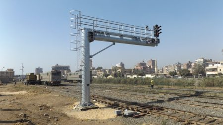 Alstom Delivers Power Supply System And Interlocking System In Egypt