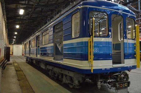 TMH To Overhaul 5 Metro Carriages For Samara Metro
