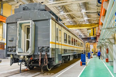 TMH To Expand Its Capacity For EMU Maintenance