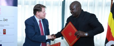 Uganda And TMEA Sign Host Country Agreement Renewing Partnership