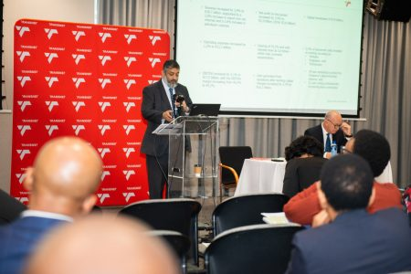 Transnet Half Year Results For 2019/20