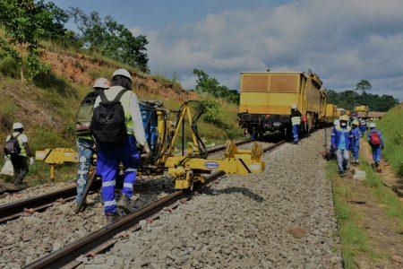 Gabonese State - SETRAG: Signature Of Amendment No. 2 Of The Rail Track Upgrade Programme