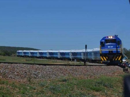 Botswana Railways Says Passenger Trains Have Been Reinstated