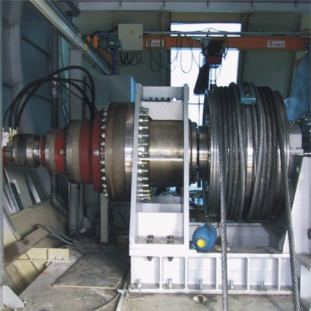 BMG Supplies The Local Railways Sector With Custom-Designed Planetary Gearboxes For Use In Railway Maintenance Programmes
