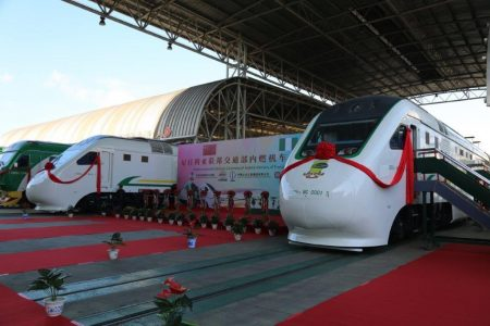 New Locomotives For Nigeria