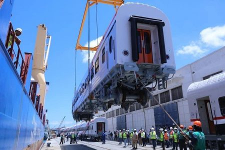 TMH Starts Delivery Of 1,300 Passenger Coaches To Egyptian National Railways