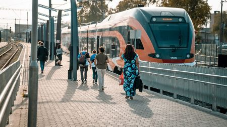Indra Will Develop The Traffic Management System Of The Railway Network In Estonia For 18.4 Million Euros