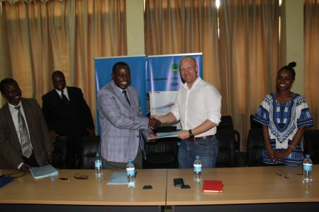 DCG, TAZARA Seal Agreement For Development Of A New Dry Port