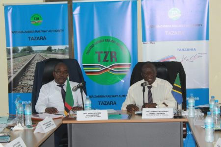 Tanzania-Zambia Railway Authority Performance For The First Half Of The Financial Year 2019/20, Ending 31st December 2019