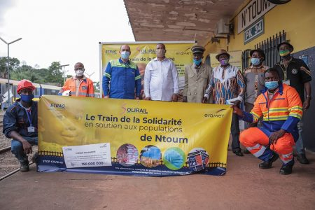 SOLIRAIL: The Trans-Gabon Railway's Solidarity-Based Campaign