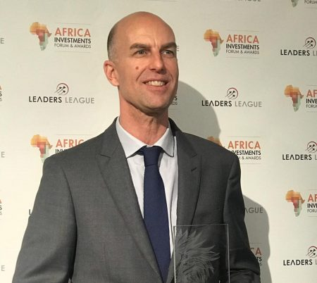 Bolloré Transport & Logistics Is Awarded For The Best Infrastructure Project At The 2018 Africa Investments Forum & Awards For Sitarail