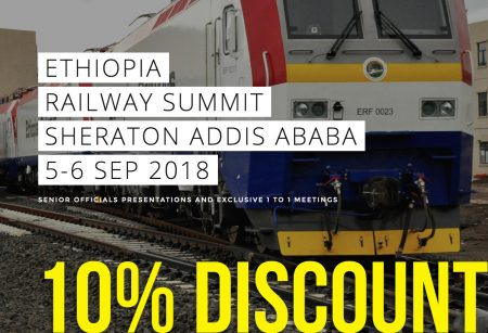 Ethiopian Railways Corporation To Support Ethiopia Railway Summit From 5-6 September 2018