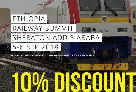 Ethiopian Railways Corporation To Support Ethiopia Railway Summit From 5-6 September 2018