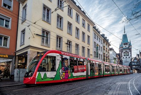 CAF Wins Three New Tram Contracts With A Total Just Shy Of €100m