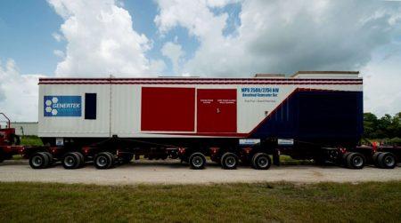 Genertek Launches The Worlds Most Powerful Mobile Trailered Medium Speed Power Generator