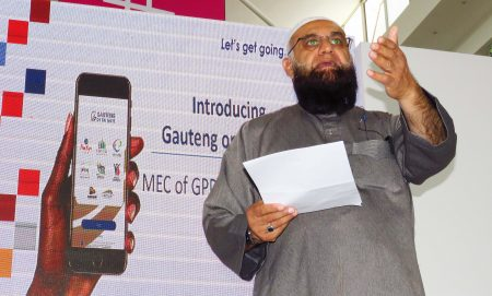 Gauteng On The Move transport app launched