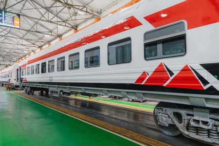TMH Air-Conditioned Coaches For ENR Officially Inaugurated In Egypt
