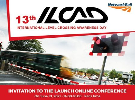 International Level Crossing Awareness Day 2021