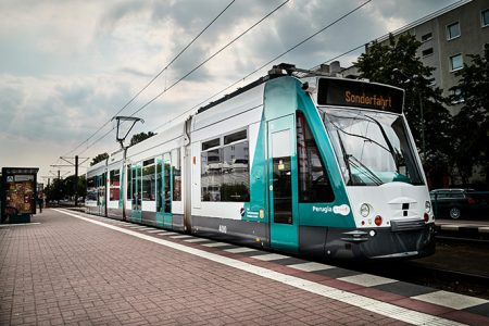Siemens Mobility To Present World's First Autonomous Tram