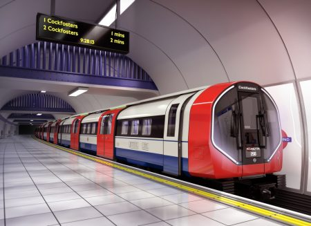TfL And Siemens Mobility Unveil Detailed Design Of New Piccadilly Line Trains