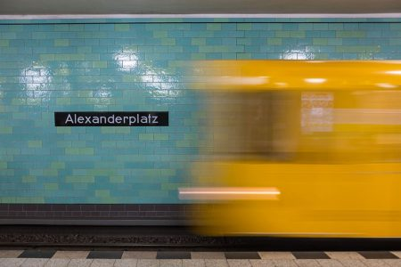 International: New Electronic Interlocking For Parts Of Berlin's U2 Subway Line