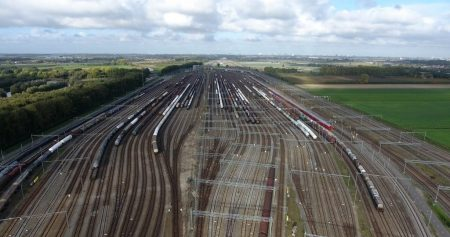 Siemens Mobility To Modernize The Largest Freight Rail Yard In The Netherlands