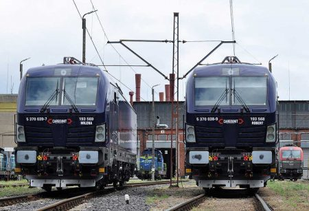 Cargounit Orders Up To 30 Locomotives From Siemens Mobility