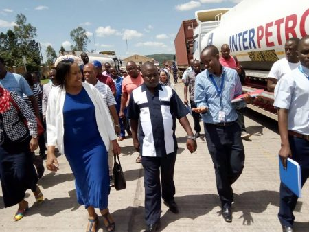 Week 1 of Legislators' EAC Tour Completed, 1 More To Go