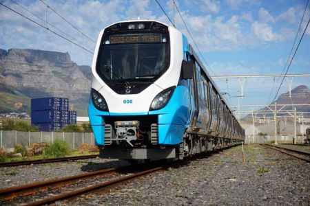Cape Town Gets First Glimpse Of Gibela's New Trains