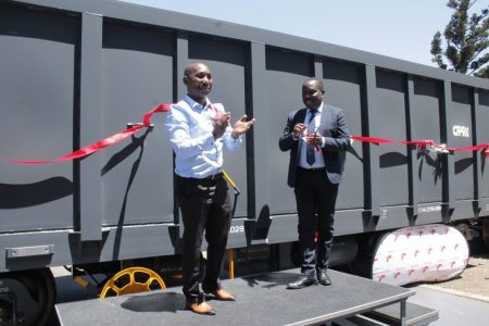 CFM Receives Wagons From Transnet Engineering