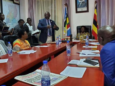 Uganda Ministry Of Transport And Works – New Minister