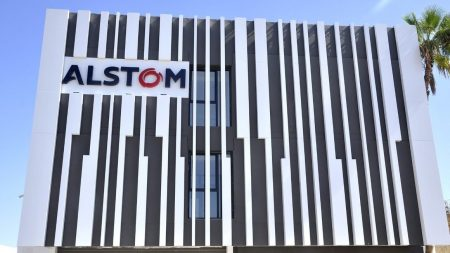 Alstom Opens Its New Site In Fez, Morocco
