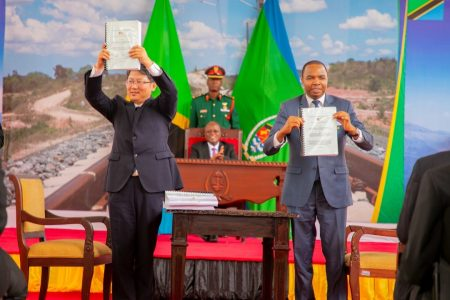 Tanzania Railways Moves Forward With Next Phase Of SGR
