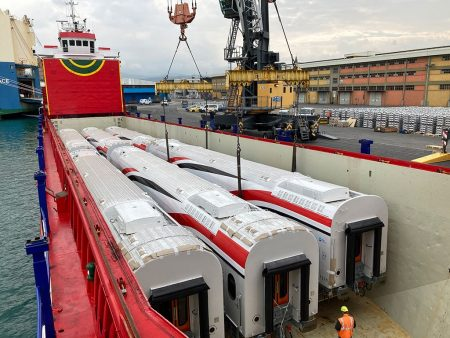 TMH Delivers The 300th Passenger Coach To The Egyptian National Railways