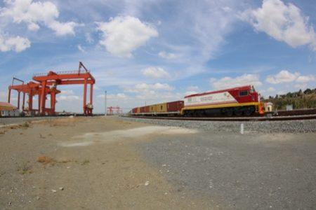 Madaraka Express Freight Service Gains Shippers Trust
