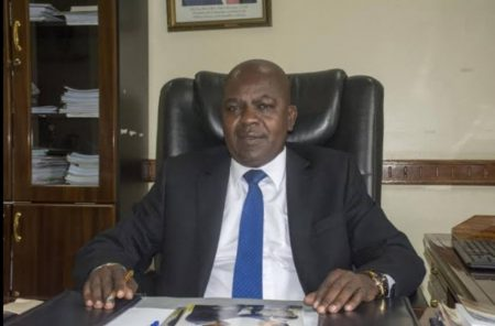 Philip Mainga Officially Appointed As Kenya Railways Managing Director